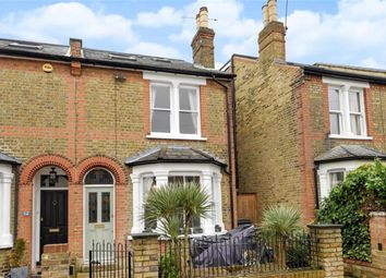 Thumbnail 5 bed semi-detached house for sale in Clifton Road, Kingston Upon Thames