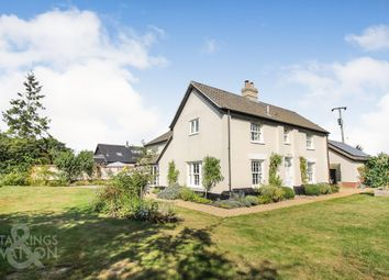 Thumbnail 5 bed detached house for sale in Thetford Road, South Lopham, Diss