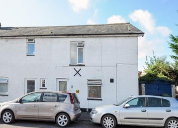 Thumbnail 1 bedroom end terrace house for sale in Stable Road, Bicester