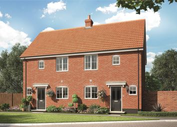 Thumbnail 3 bed semi-detached house for sale in St Geroges Place, Norwich, Norfolk