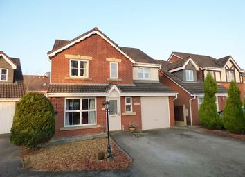Thumbnail 4 bed detached house for sale in Troon Close, Euxton, Chorley