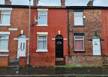Thumbnail 2 bed terraced house to rent in Butman Street, Abbey Hey, Manchester