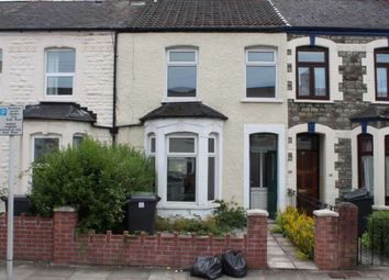 Thumbnail 3 bed terraced house to rent in Harriett Street, Cathays, Cardiff