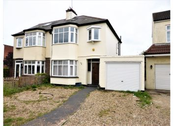 Thumbnail 4 bed semi-detached house for sale in Sutton Road, Southend-On-Sea