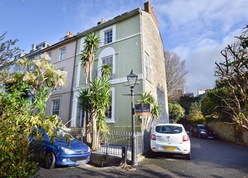 Thumbnail 2 bed flat for sale in Flat 1, 17 Morrab Place, Penzance
