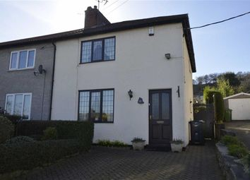 Thumbnail 2 bed semi-detached house for sale in The Common, Crich, Matlock