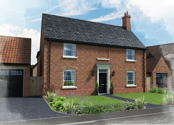 Thumbnail 5 bed detached house for sale in Plot 50, 31 Hill Close, Brington, Huntingdon