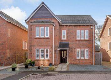 Thumbnail 4 bed detached house for sale in Chester Road, Nomans Heath, Malpas