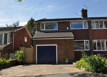 Thumbnail 4 bed semi-detached house for sale in Roe Cross Green, Mottram, Hyde