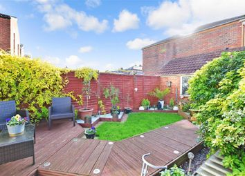 Thumbnail 3 bedroom end terrace house for sale in Stubbington Avenue, Portsmouth, Hampshire