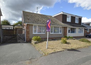 Thumbnail 2 bed semi-detached bungalow for sale in Nottingham Road, Bishops Cleeve, Cheltenham