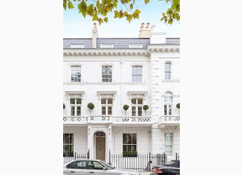 Thumbnail 6 bed terraced house for sale in Hereford Square, South Kensington