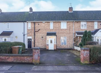 Thumbnail 3 bed terraced house for sale in Harden Road, Walsall