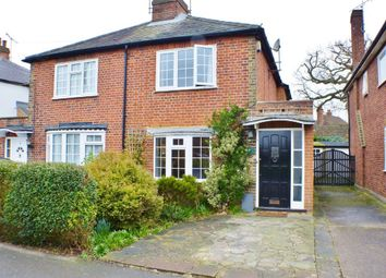 Thumbnail 2 bed semi-detached house to rent in The Chase, Seven Arches Road, Brentwood