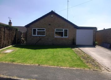 Thumbnail 3 bed detached bungalow for sale in Brackendale Road, Swanwick, Alfreton