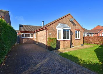 Thumbnail 4 bed detached bungalow for sale in Curlew Drive, Crossgates, Scarborough