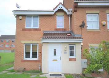Thumbnail 3 bedroom end terrace house for sale in Marshall Close, Thorpe Astley, Braunstone, Leicester