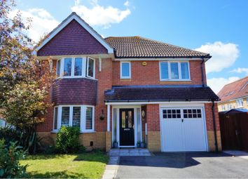 Thumbnail 4 bed detached house for sale in David Newberry Drive, Lee-On-The-Solent