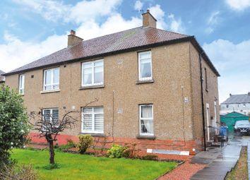 Thumbnail 2 bed flat for sale in Dalgrain Road, Grangemouth, Falkirk