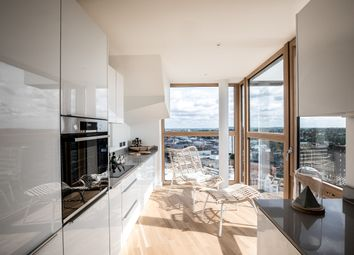 Thumbnail 2 bed flat for sale in St Mark's Square, Bromley