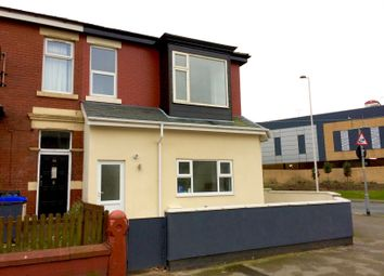 Thumbnail 2 bed end terrace house for sale in Buchanan Street, Blackpool