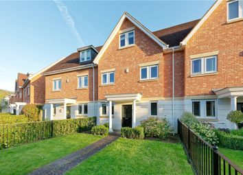 Thumbnail 5 bed terraced house for sale in Lakeside Drive, Chobham, Woking, Surrey