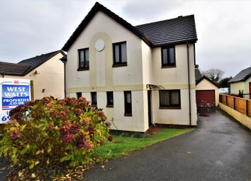 Thumbnail 3 bedroom semi-detached house for sale in Rumsey Drive, Neyland, Milford Haven