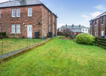 Thumbnail 1 bed flat for sale in Barrie Avenue, Dumfries