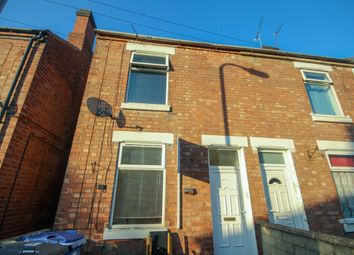 Thumbnail 2 bed end terrace house for sale in Brizlincote Street, Burton-On-Trent