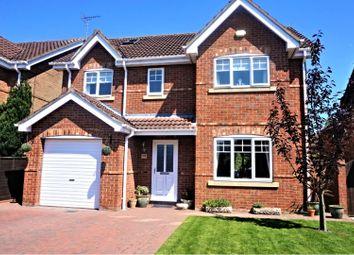 Thumbnail 6 bed detached house for sale in Churchfields, Tickton