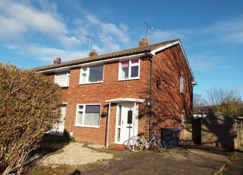 Thumbnail 3 bed property to rent in Chippers Road, Worthing