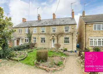 Thumbnail 4 bed cottage for sale in Thorpe Street, Raunds, Northamptonshire
