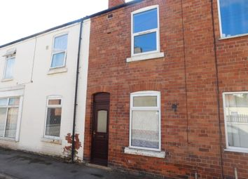 Thumbnail 2 bed terraced house to rent in Clumber Place, Worksop
