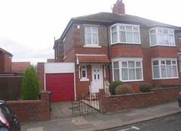 Thumbnail 3 bed semi-detached house for sale in 38 Cavendish Road, Jesmond