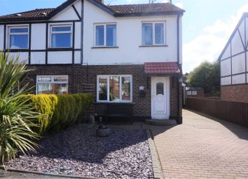 Thumbnail 2 bed semi-detached house for sale in Windermere Road, Belfast