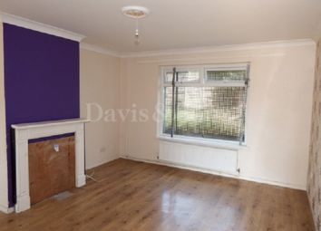 Thumbnail 3 bedroom terraced house for sale in Hawkins Crescent, Off Chepstow Road, Newport.