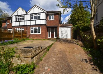 Thumbnail 3 bed detached house to rent in Durrington Avenue, London