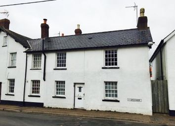 Thumbnail 2 bed terraced house for sale in Tinkers Cottage, 33 Greenway, Woodbury, Exeter, Devon