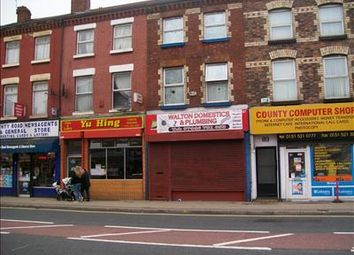 Thumbnail Retail premises to let in 87 County Road, Walton, Liverpool