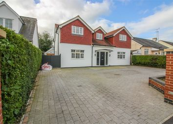 Thumbnail 5 bed detached house for sale in Priory Avenue, Old Harlow, Essex