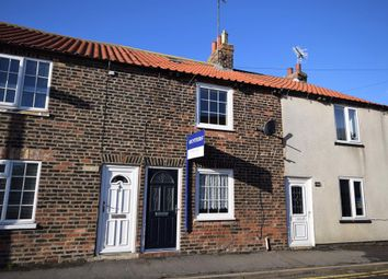 Thumbnail 2 bedroom terraced house to rent in High Street, Flamborough, Bridlington