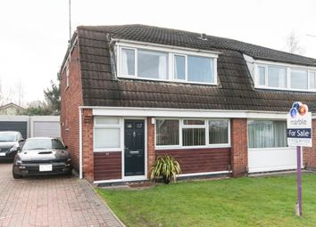 Thumbnail 3 bedroom semi-detached house for sale in Ferrers Close, Castle Donington, Derby