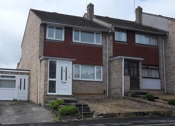 Thumbnail 3 bed end terrace house to rent in Lays Drive, Keynsham