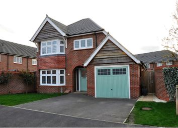 Thumbnail 3 bed detached house for sale in Royal Drive, Countesthorpe