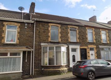 Thumbnail 4 bed terraced house for sale in Burrows Road, Skewen, Neath, Neath Port Talbot.