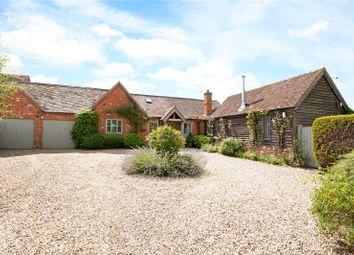 Thumbnail 4 bedroom barn conversion for sale in Lower Farm Court, Hambridge Lane, Newbury, Berkshire