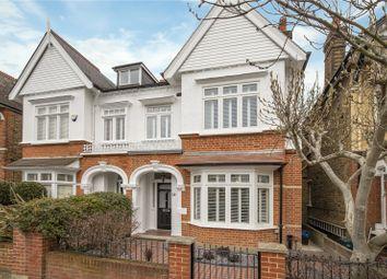 Maze Road, Richmond, Surrey TW9. 4 bed semi-detached house for sale