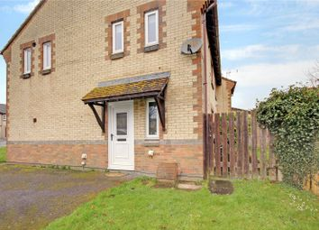 Thumbnail 1 bed end terrace house for sale in Wilkins Close, Upper Stratton, Swindon, Wiltshire
