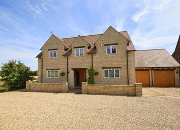 Thumbnail 4 bed detached house for sale in Bretts Lane, Roade, Northampton