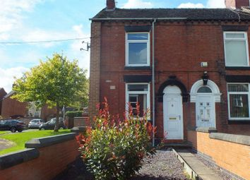 Thumbnail 3 bedroom end terrace house for sale in William Terrace, Fegg Hayes, Stoke-On-Trent
